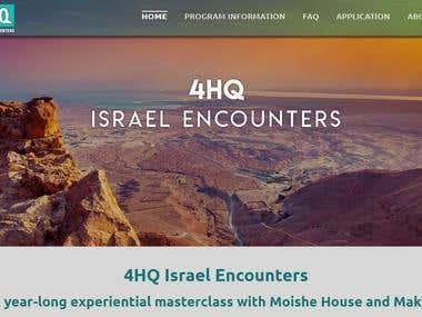 www.4hqisrael.org