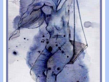 Dibujos Artísticos: Aguadas