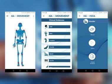 Fida - Have Movement (A Medical App)