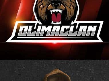 OLIMACLAN Esports Logo