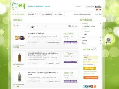 Tienda Online elitinternacional.com