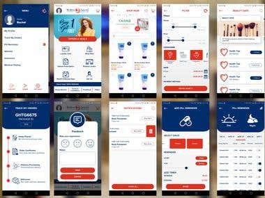 Binsina App (Pharma App)