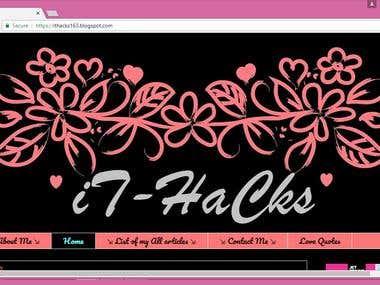 iT-Hacks blog
