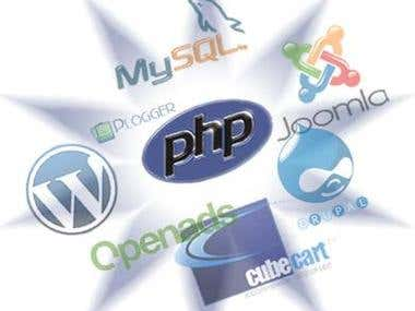 PHP Magento Drupal