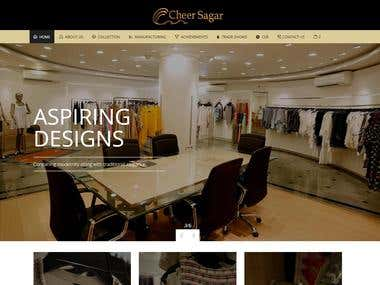 Cheersagar - Garment Manufacturing, Export, Supplier Company