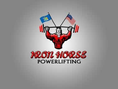 Iron Horse Gym logo