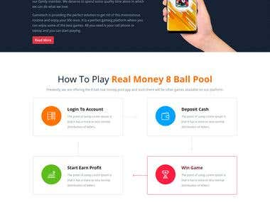 Real Money Game Websote