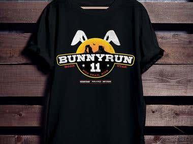 Bunny Run T-shirt