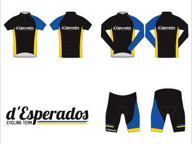 Cycling Team Uniform