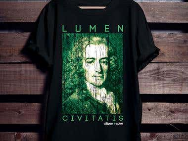 Voltaire T-shirt
