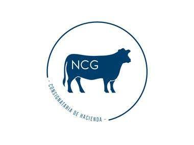 NGC group logo + brand identity