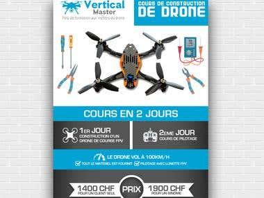 vertical master flyer