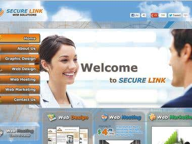 A web Hosting site