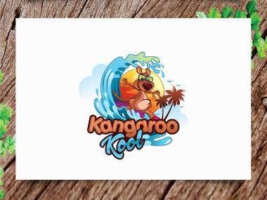 Kangaroo Kool Logos