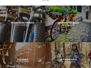 WordPress eBike Rental and Sell - https://muuvbikes.com/