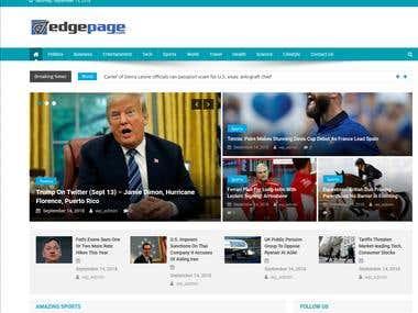 Edgepage