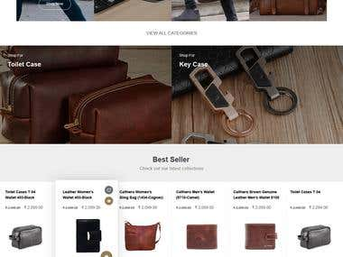 E-commerce Wordpress Woocommerce