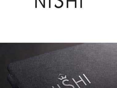 NISHI logo