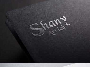 SHany art lab logo