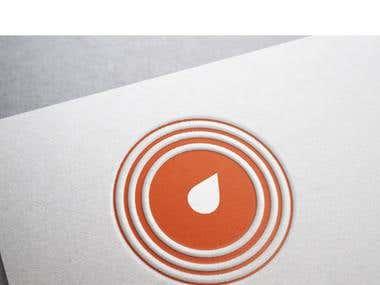 Lingvostim logo design