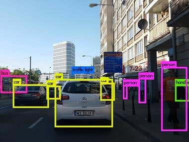 Object Detection Using YOLO Framework