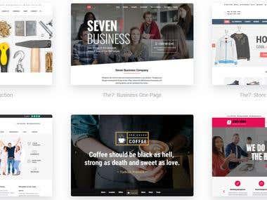 The Creatio Website Template