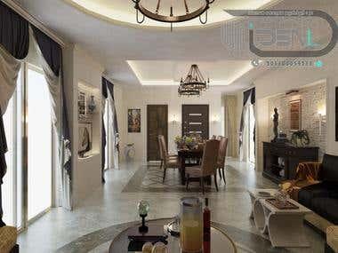 Roof Floor Living Of Villa Khattab