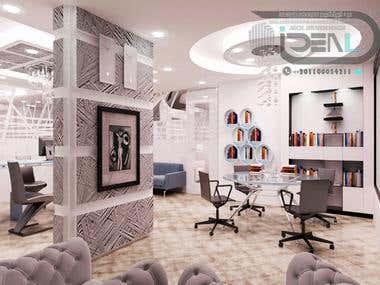 Sphinx Company CEO Office