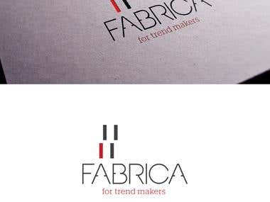 Visual Identity - Fábrica, for trend makers