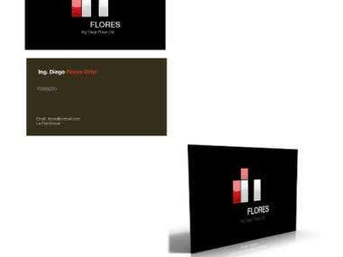 Branding Card - Logo and Brand