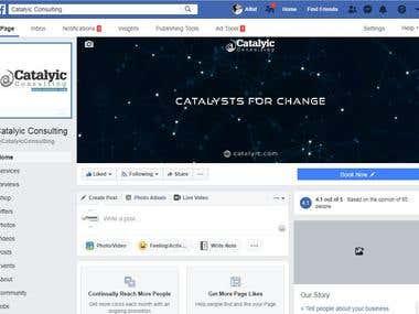 Facebook Page Optimization