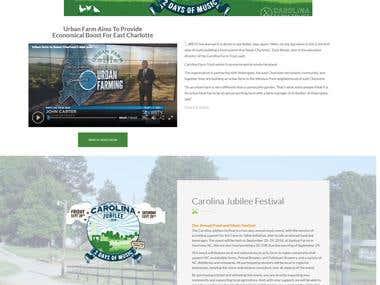 Farm websites