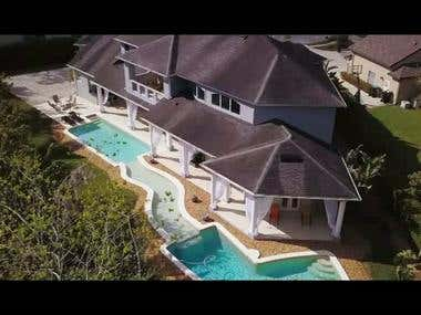 Drone Footage of Real Estate