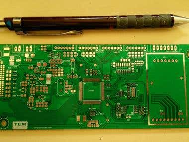 Industrial Scale Card Design with NXP LPC11xx
