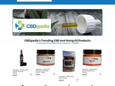 CBD and Hemp Oil Cbdipedia