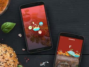 Food Basket - Restaurant Finder App