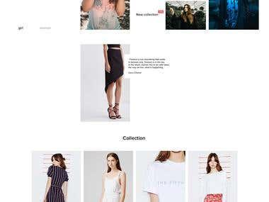 Alissa - online store