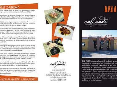 Brochure creation