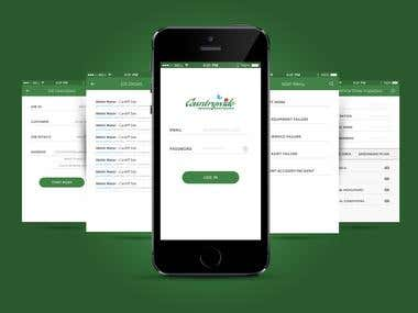 I Will Design a Mobile app & website Immediaty In Photoshop
