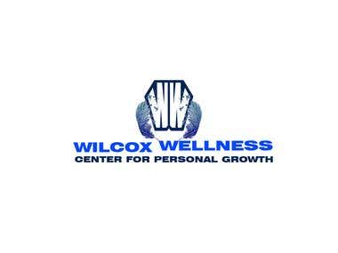 Wilcox Wellness Logo Design