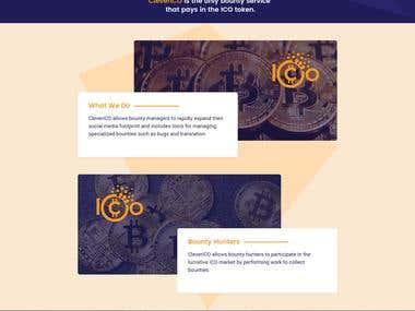 ICOS Landing Page