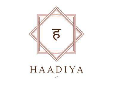 Logo Design - Haadiya