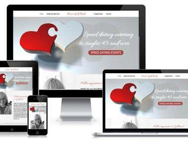 Dating Web and Mobile application