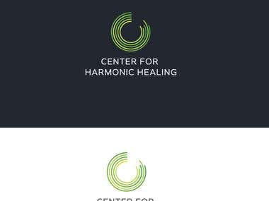 Logo for a Holistic Sound Therapy Center