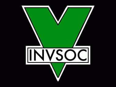 "Logo Design - ""INVSOC"""