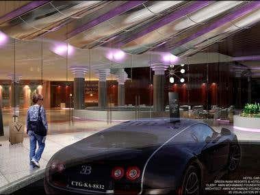 Sample of my interior renderings