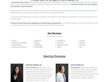 North Dallas Primary Care Doctors
