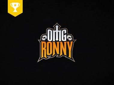 OMG Ronny Logo