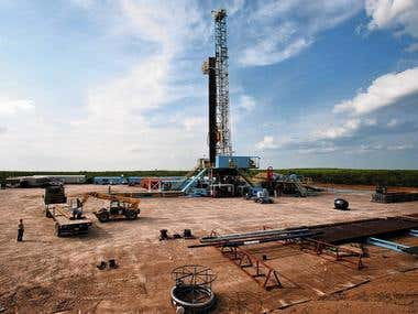 Eagle Ford Shale Oilfield