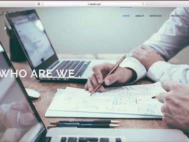 Qualon Home Page